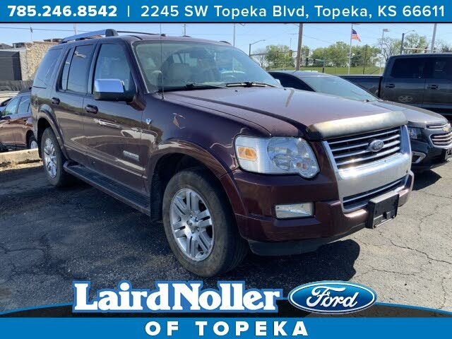 2007 Ford Explorer Limited V8 4WD