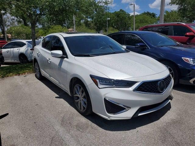 2019 Acura ILX FWD