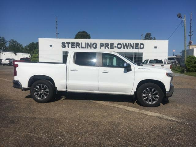 2020 Chevrolet Silverado 1500 LT Crew Cab RWD
