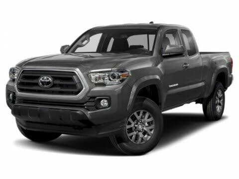 2021 Toyota Tacoma SR I4 Access Cab RWD