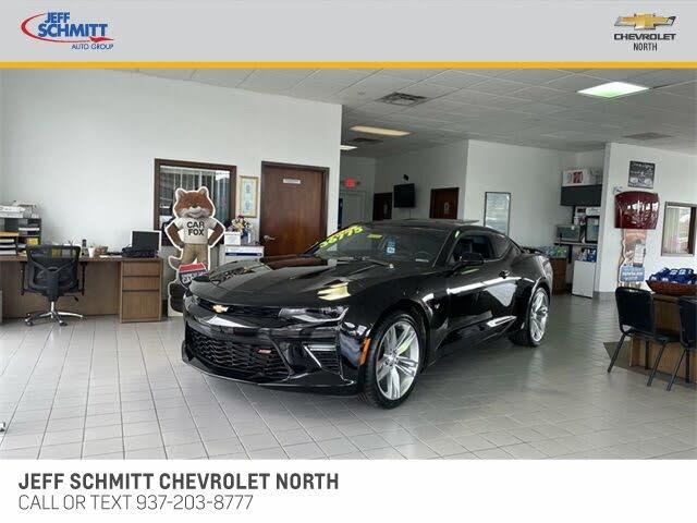 2016 Chevrolet Camaro 2SS Coupe RWD