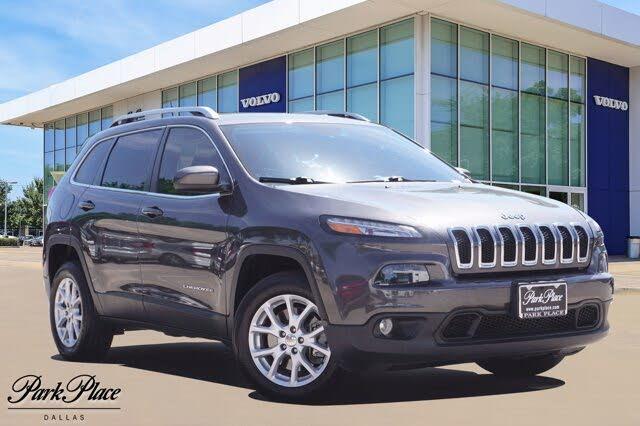 2017 Jeep Cherokee Latitude 75th Anniversary FWD