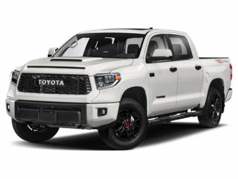 2021 Toyota Tundra TRD Pro CrewMax 4WD