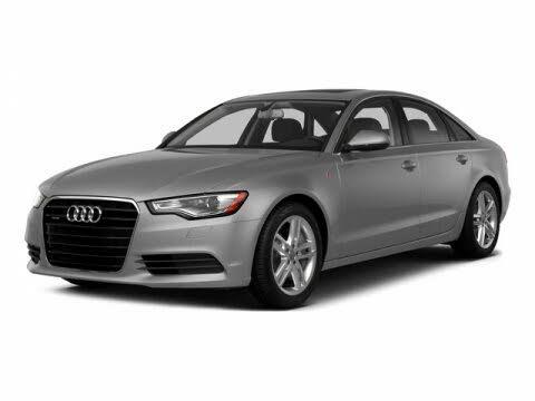 2015 Audi A6 2.0T quattro Premium Plus Sedan AWD