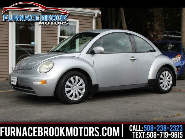 2004 Volkswagen Beetle GL 2.0L