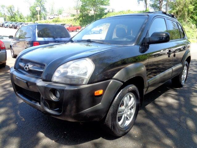 2007 Hyundai Tucson Limited 4WD