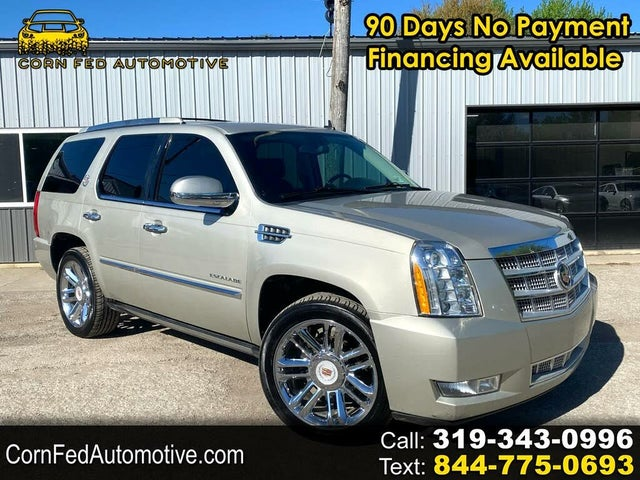 2014 Cadillac Escalade Platinum 4WD