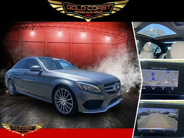 2017 Mercedes-Benz C-Class C 300 Coupe 4MATIC