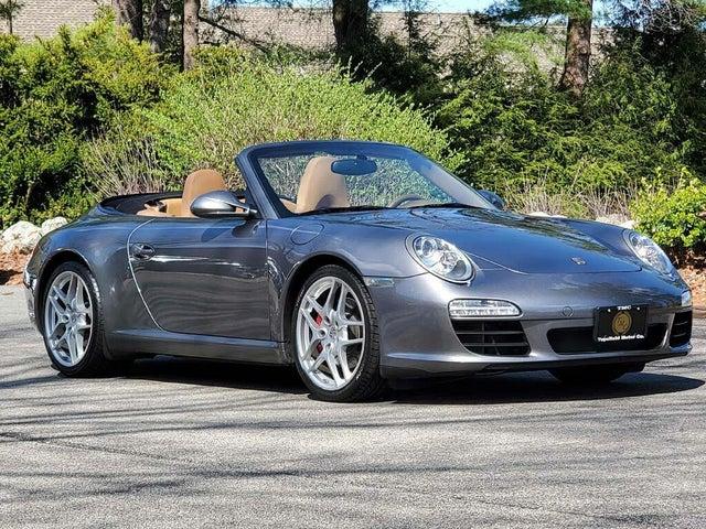 2010 Porsche 911 Carrera S Cabriolet RWD