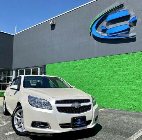 2013 Chevrolet Malibu Eco 2SA FWD
