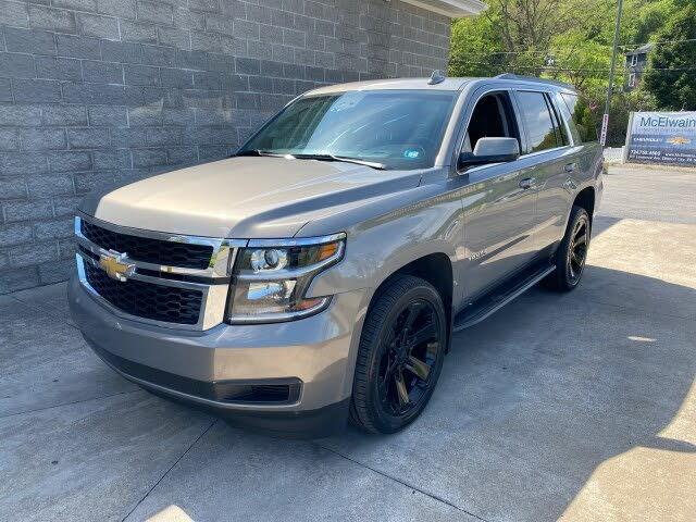 2018 Chevrolet Tahoe LT 4WD