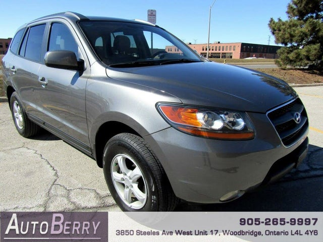 2009 Hyundai Santa Fe 3.3L GLS FWD