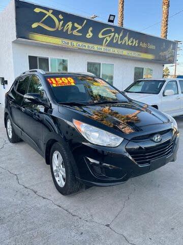 2012 Hyundai Tucson Limited FWD