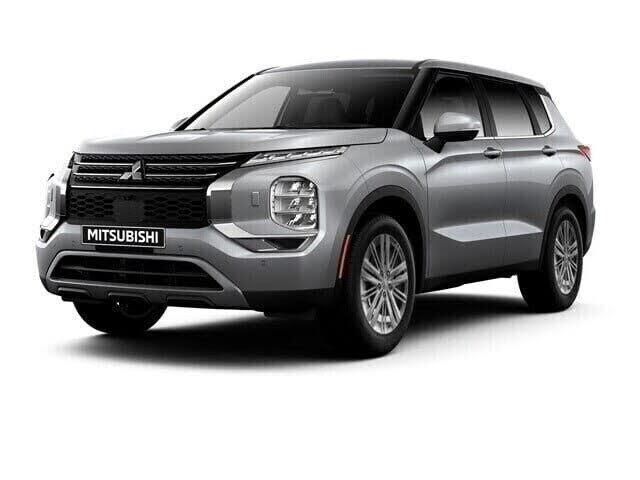 2022 Mitsubishi Outlander ES FWD