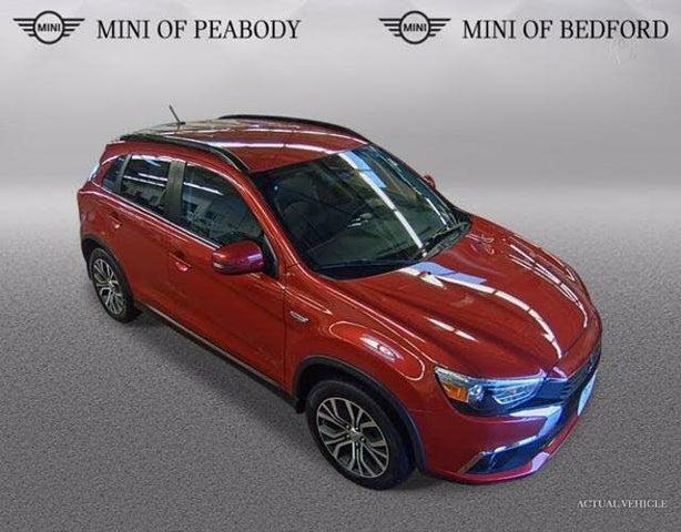 2016 Mitsubishi Outlander Sport SEL AWD