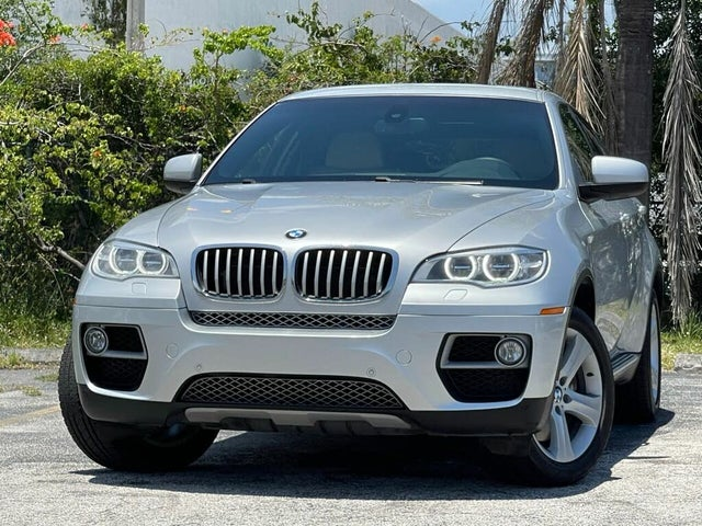 2014 BMW X6 xDrive50i AWD