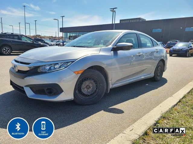 2018 Honda Civic EX with Honda Sensing