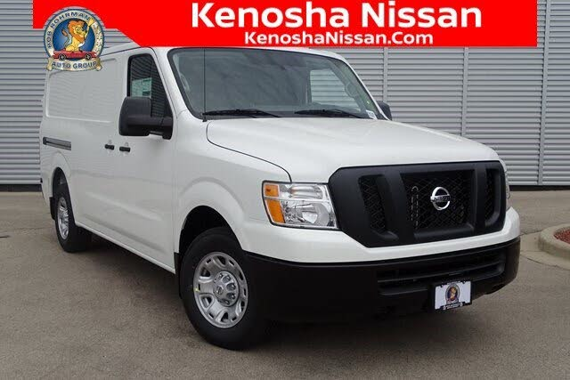 2021 Nissan NV Cargo 2500 HD SV V6 RWD