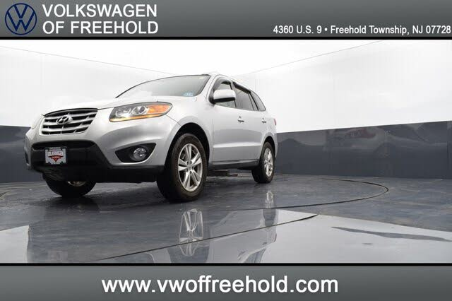 2011 Hyundai Santa Fe 3.5L Limited AWD