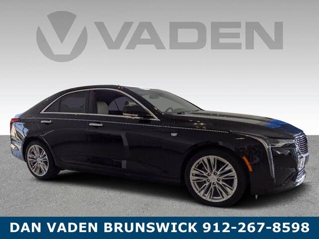 2021 Cadillac CT4 Premium Luxury RWD