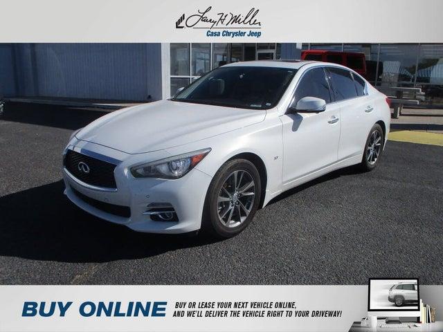 2015 INFINITI Q50 3.7 AWD