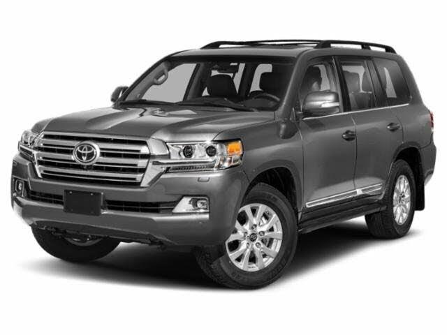 2021 Toyota Land Cruiser AWD