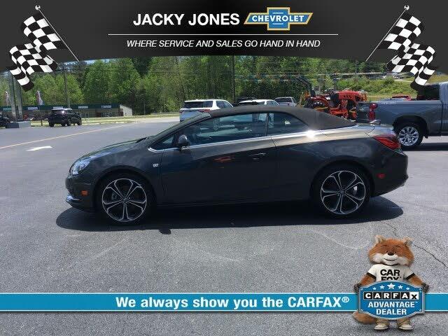 2016 Buick Cascada Premium FWD
