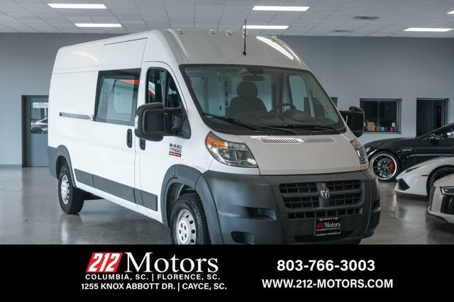 2015 RAM ProMaster 2500 159 High Roof Cargo Van