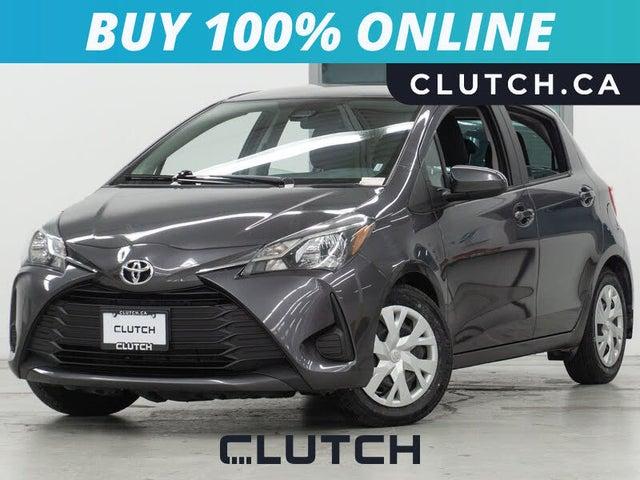 2019 Toyota Yaris LE 4-Door Hatchback FWD