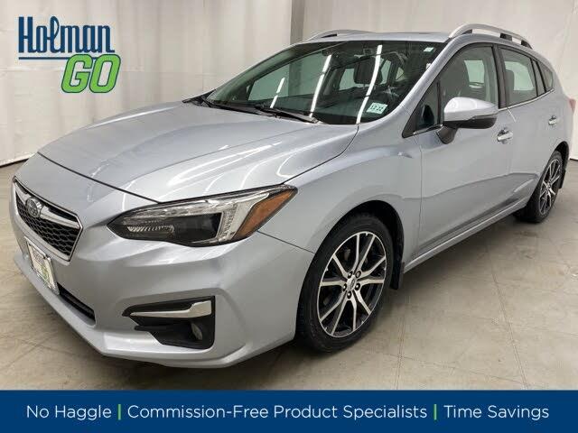 2017 Subaru Impreza 2.0i Limited Hatchback