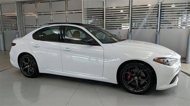 2021 Alfa Romeo Giulia Ti RWD