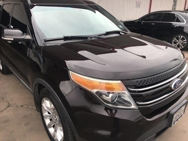2013 Ford Explorer Limited