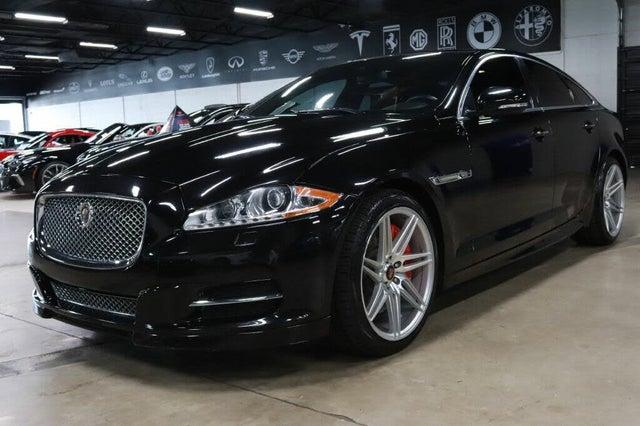 2015 Jaguar XJ-Series XJ RWD