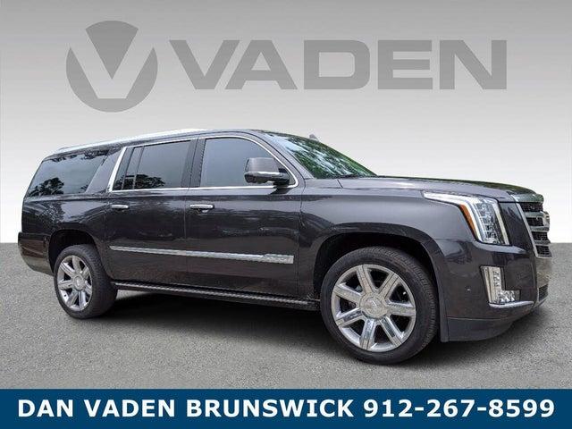 2018 Cadillac Escalade ESV Premium Luxury RWD