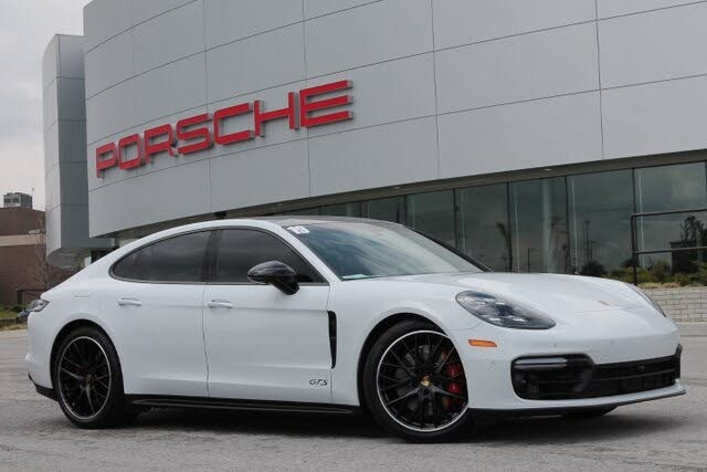 2019 Porsche Panamera GTS AWD