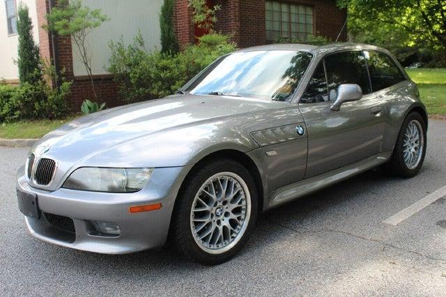 2001 BMW Z3 3.0i Coupe RWD