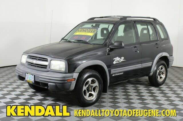 2002 Chevrolet Tracker ZR2 4-Door 4WD