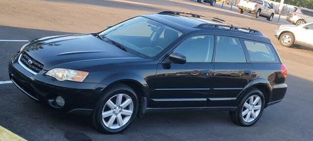 2006 Subaru Outback 2.5i Special Edition Wagon AWD