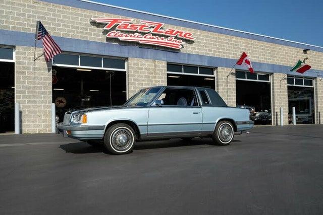 1986 Chrysler Le Baron Base Coupe