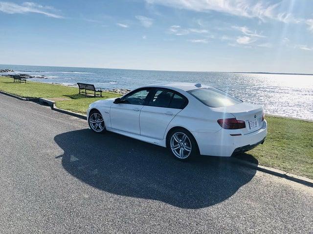 2014 BMW 5 Series 550i xDrive Sedan AWD