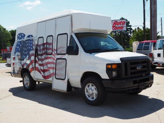 2009 Ford E-Series E-350 Super Duty Extended Cargo Van