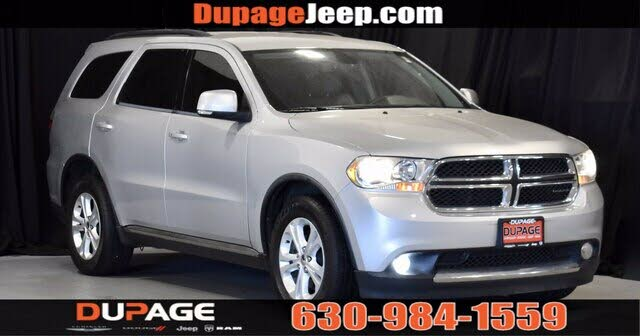 2012 Dodge Durango Crew RWD
