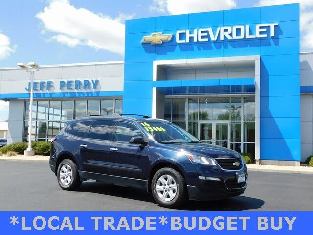 2016 Chevrolet Traverse LS FWD