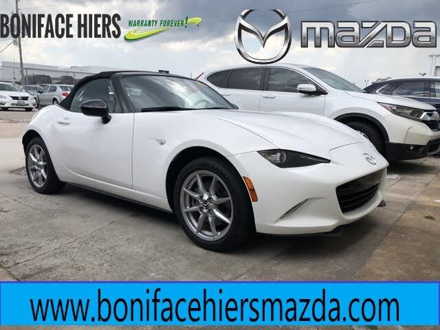 2017 Mazda MX-5 Miata Sport RWD