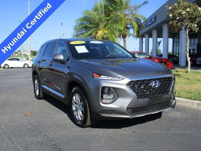 2020 Hyundai Santa Fe 2.4L SE FWD
