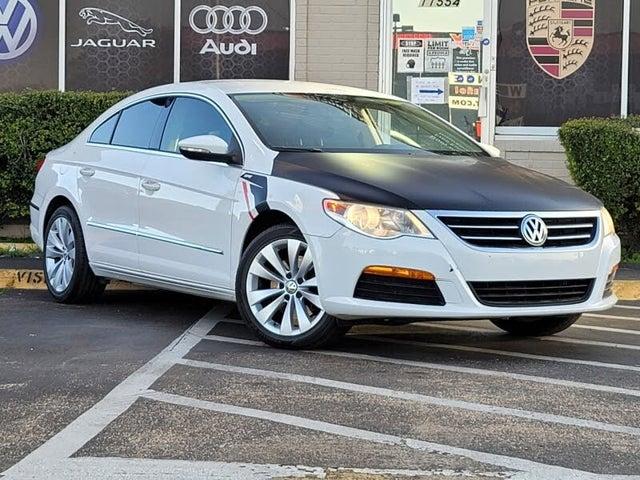 2012 Volkswagen CC 2.0T Lux Plus FWD