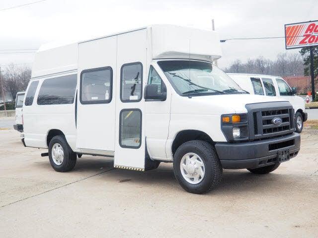 2013 Ford E-Series E-350 Super Duty Extended Cargo Van