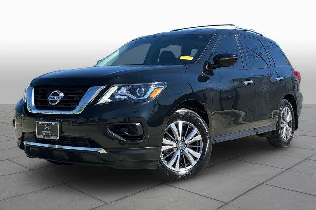 2019 Nissan Pathfinder S FWD