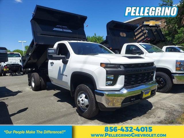 2021 Chevrolet Silverado 3500HD Chassis Work Truck RWD