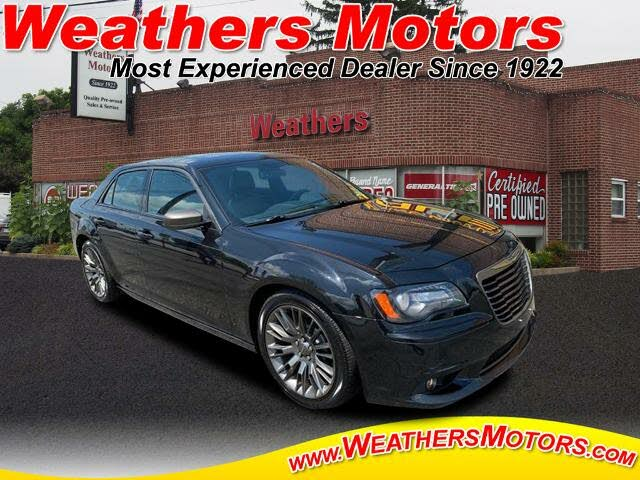 2013 Chrysler 300 C John Varvatos Limited Edition RWD